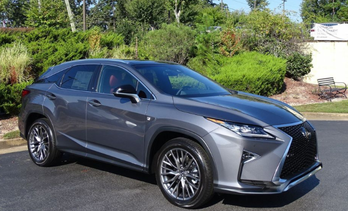 19 Great 2020 Lexus Rx 350 Vs 2019 First Drive with 2020 Lexus Rx 350 Vs 2019