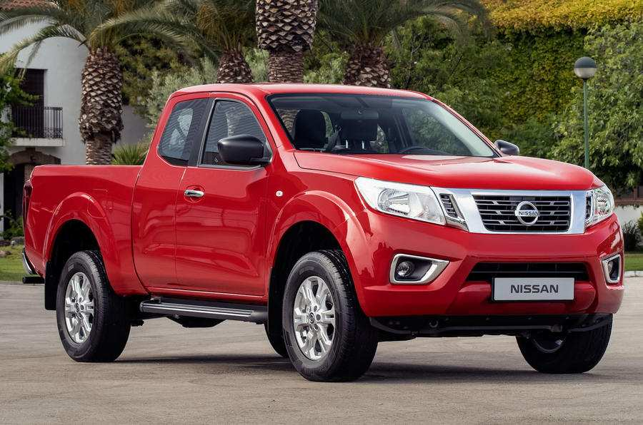 19 Great 2020 Nissan Navara Uk Exterior and Interior by 2020 Nissan Navara Uk