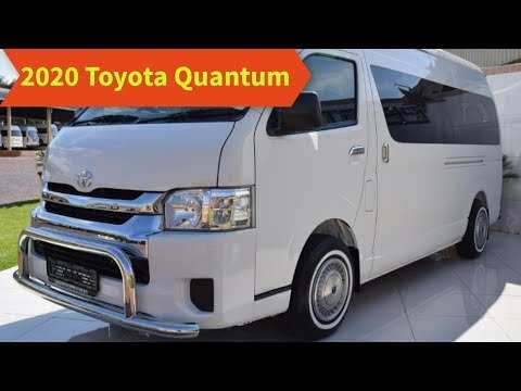 19 Great New Toyota Quantum 2020 Price Spy Shoot for New Toyota Quantum 2020 Price
