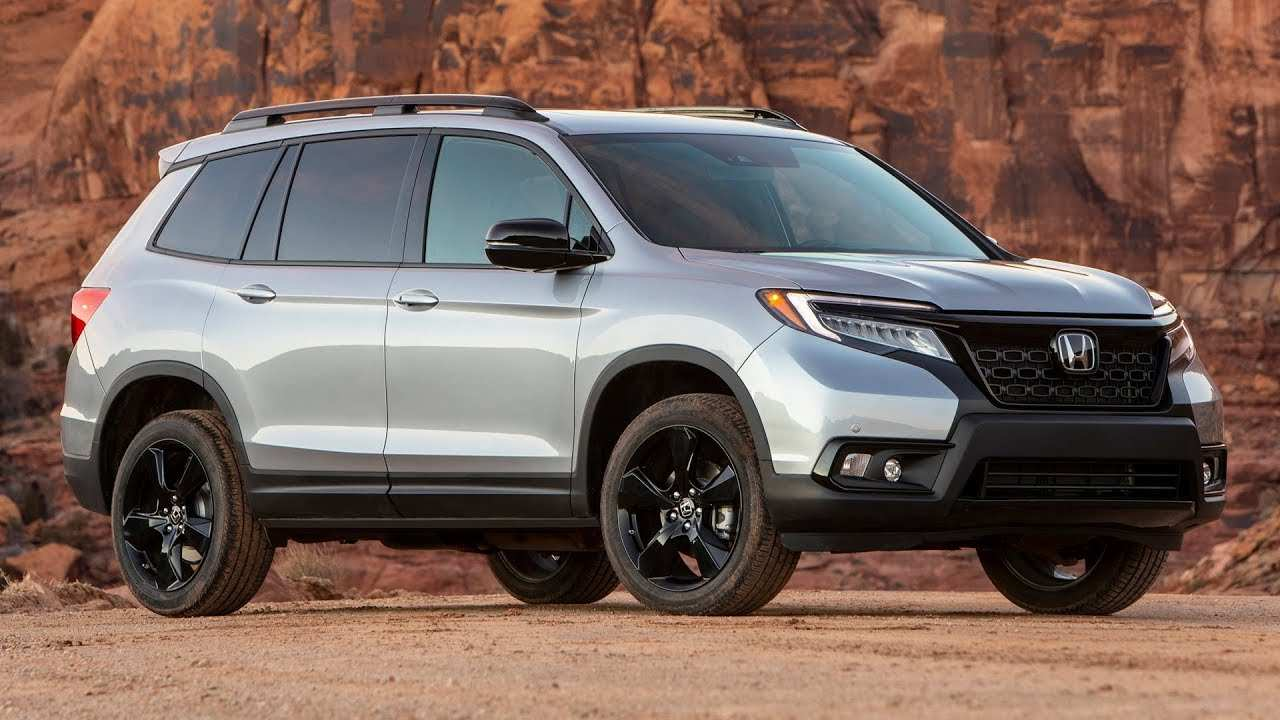 19 New Honda Passport 2020 Model with Honda Passport 2020