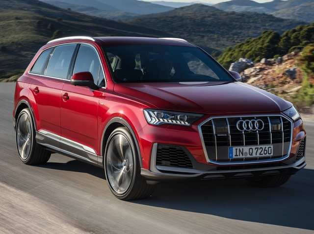 19 New Xe Audi Q7 2020 History for Xe Audi Q7 2020