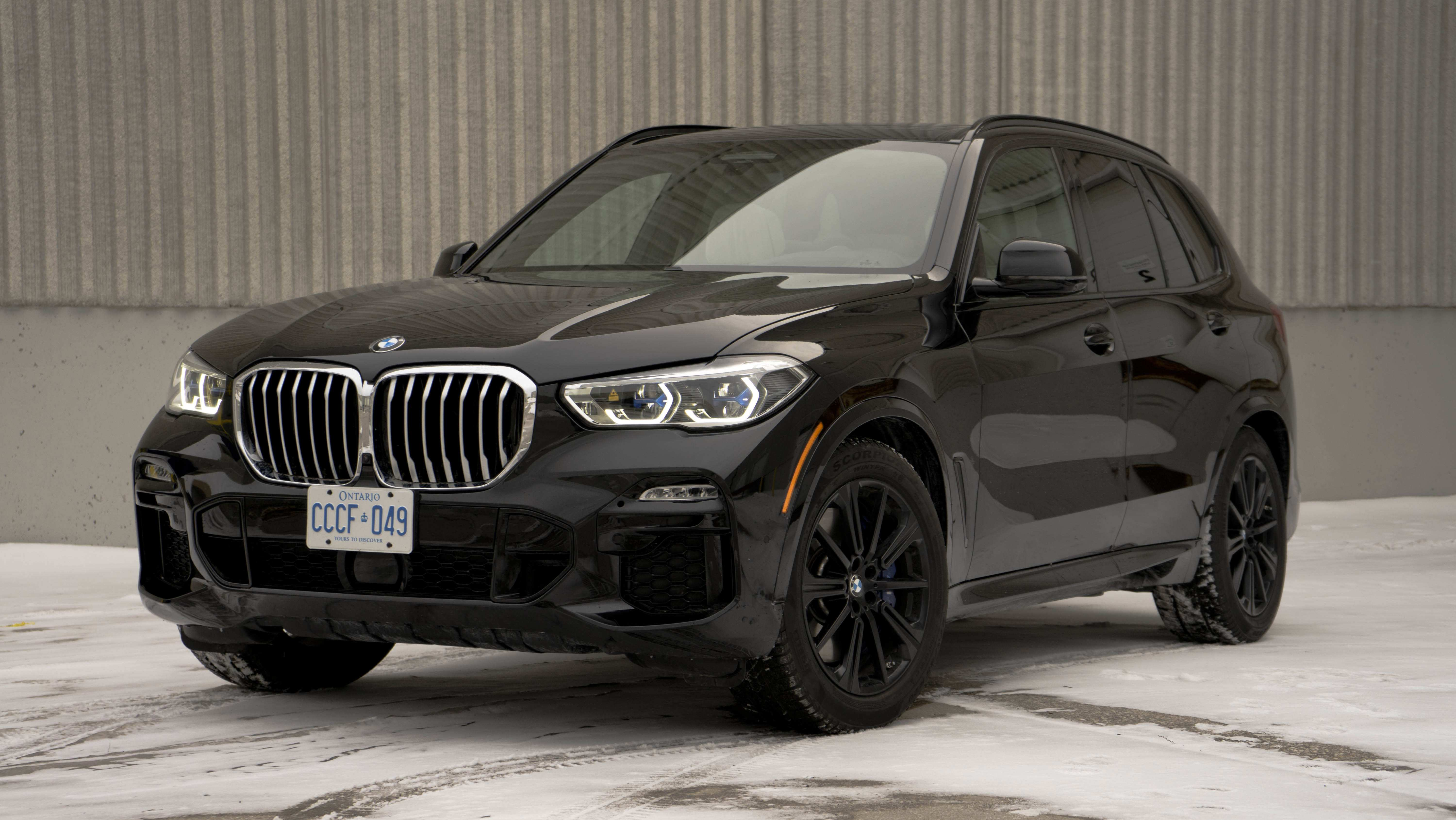 19 The 2019 Bmw X5 Spesification with 2019 Bmw X5