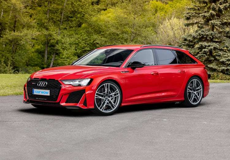 19 The 2020 Audi Rs6 Wagon Spy Shoot with 2020 Audi Rs6 Wagon