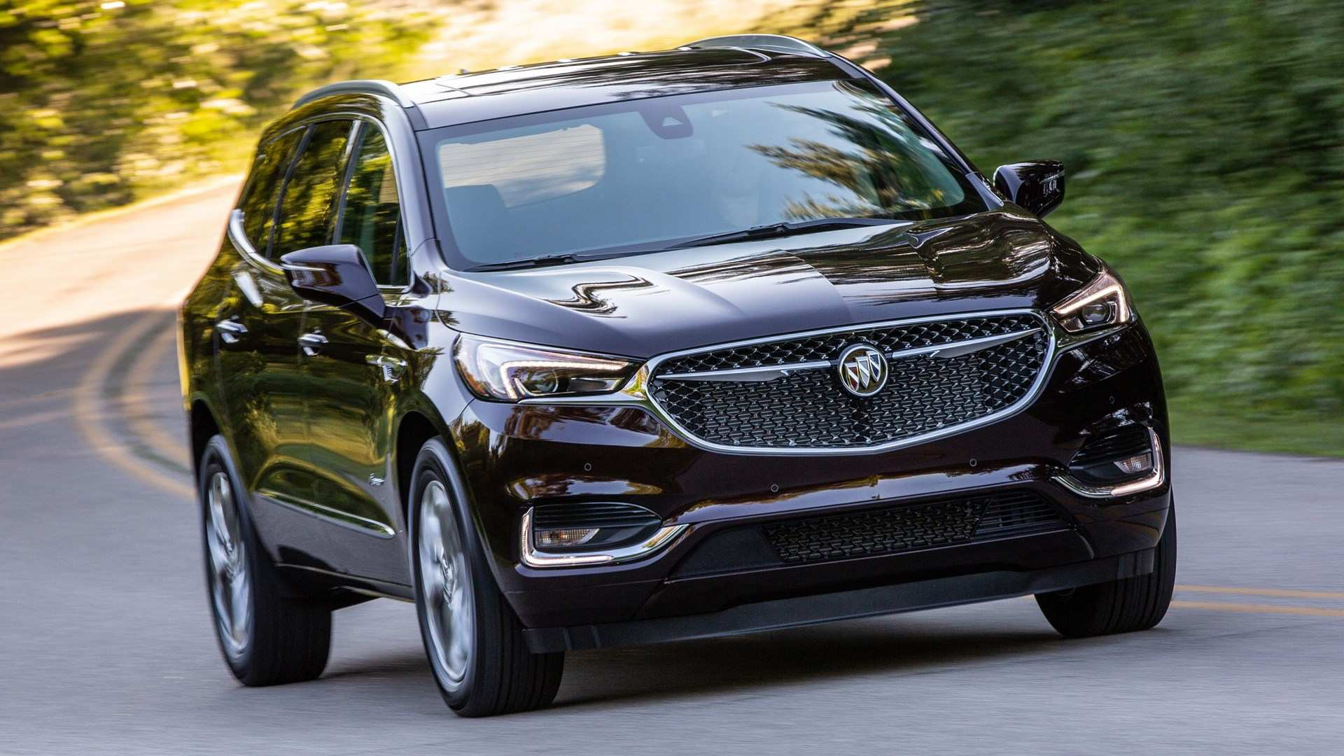 19 The Buick Suv 2020 Performance and New Engine with Buick Suv 2020