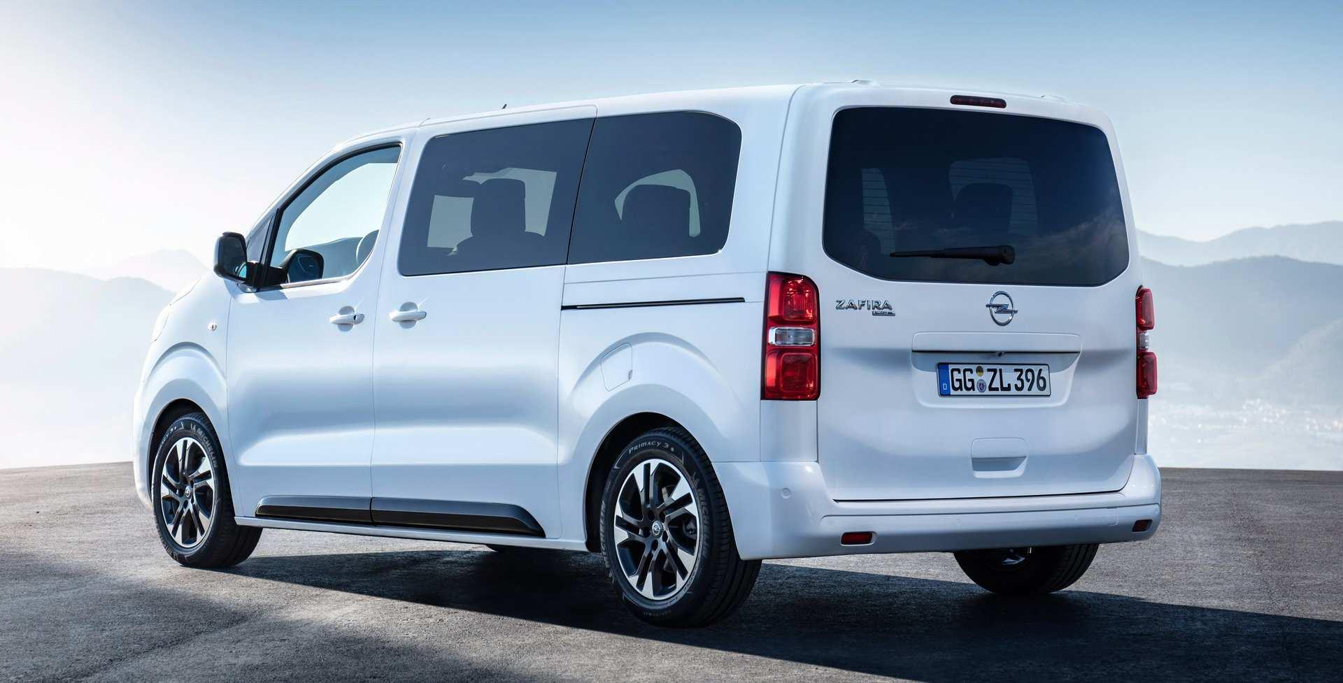 19 The Futur Opel Zafira 2020 Pricing for Futur Opel Zafira 2020