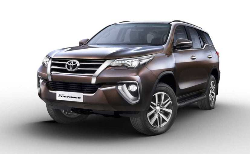 20 All New 2019 Toyota Fortuner Spy Shoot by 2019 Toyota Fortuner