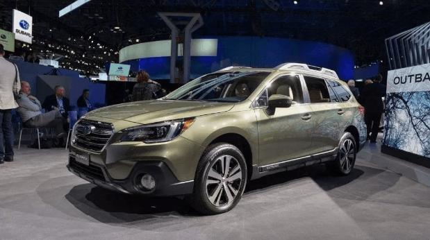 20 All New Subaru Hybrid Outback 2020 Exterior for Subaru Hybrid Outback 2020
