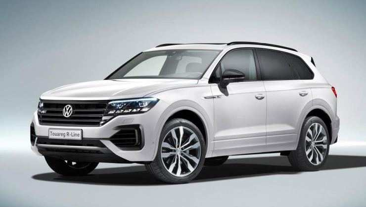 20 All New Volkswagen Touareg Hybrid 2020 Wallpaper for Volkswagen Touareg Hybrid 2020