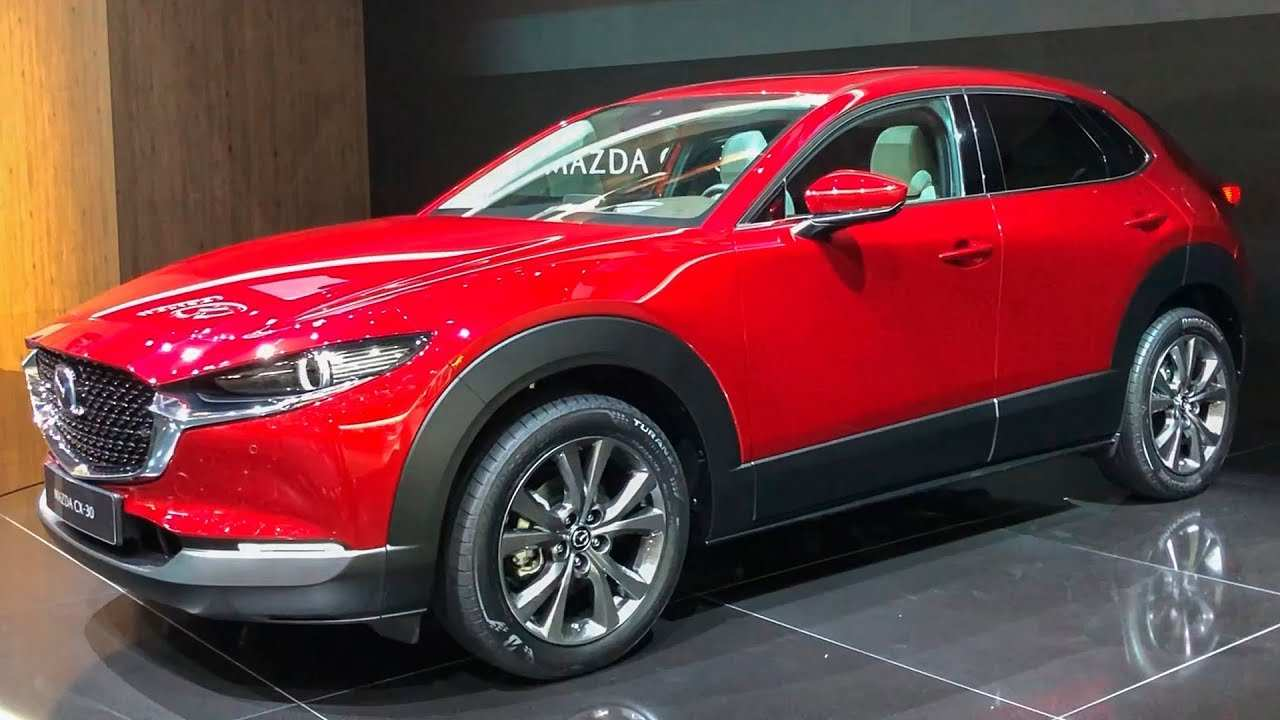 20 Concept of 2020 Mazda X30 Wallpaper by 2020 Mazda X30