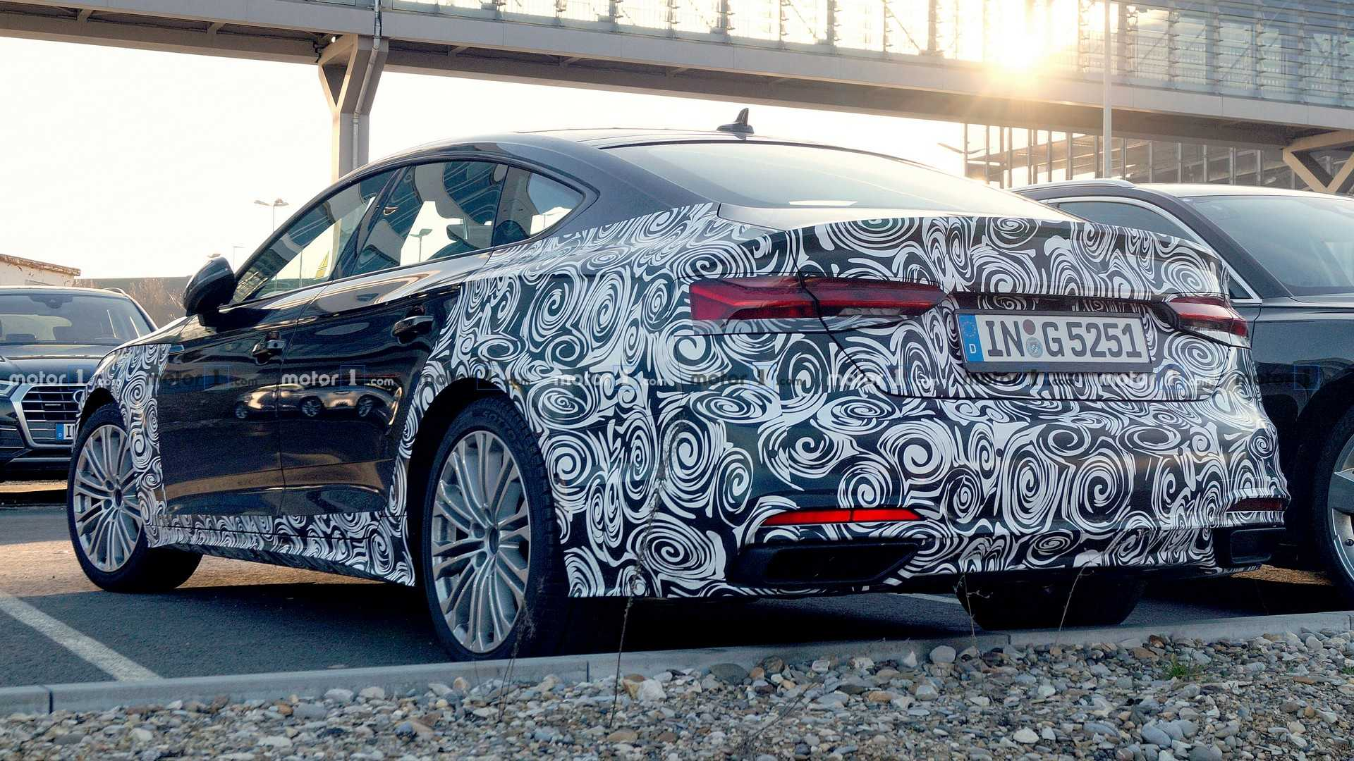 20 Concept of Audi A5 2020 Interior Interior by Audi A5 2020 Interior