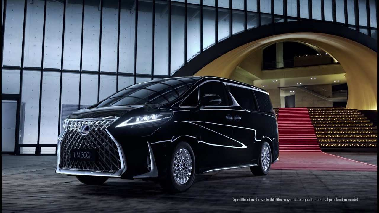 20 Concept of Lexus Mpv 2020 Engine for Lexus Mpv 2020