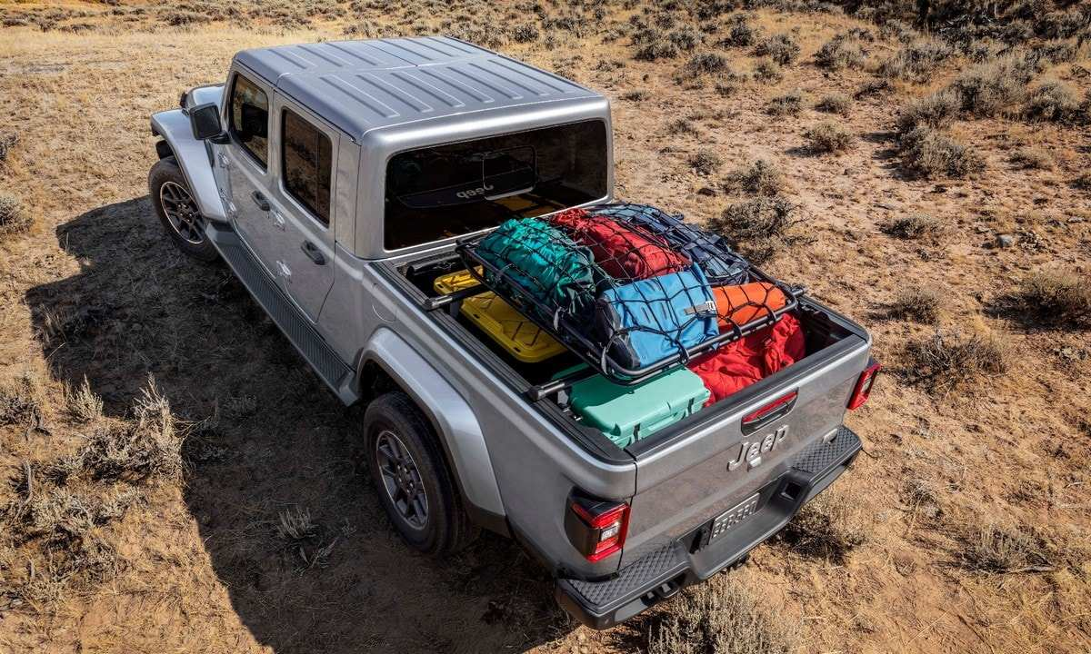 20 Gallery of 2020 Jeep Gladiator Engine Spesification by 2020 Jeep Gladiator Engine