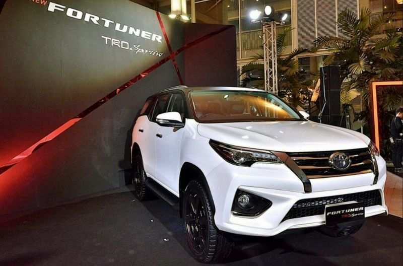 20 New 2019 Toyota Fortuner Redesign and Concept with 2019 Toyota Fortuner