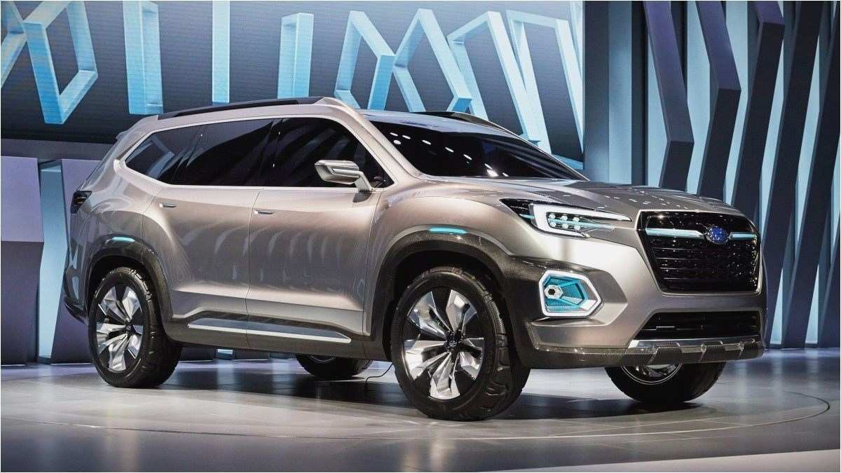 20 New Subaru Outback 2020 Spy Spesification for Subaru Outback 2020 Spy