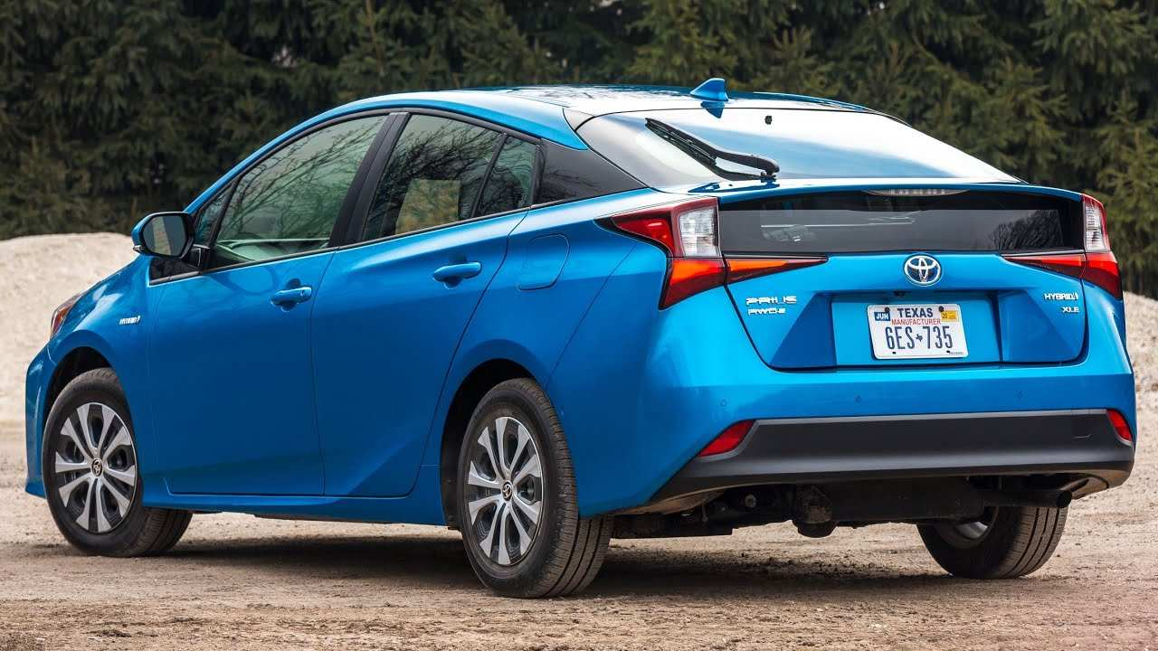 20 New Toyota Prius 2020 Price and Review with Toyota Prius 2020