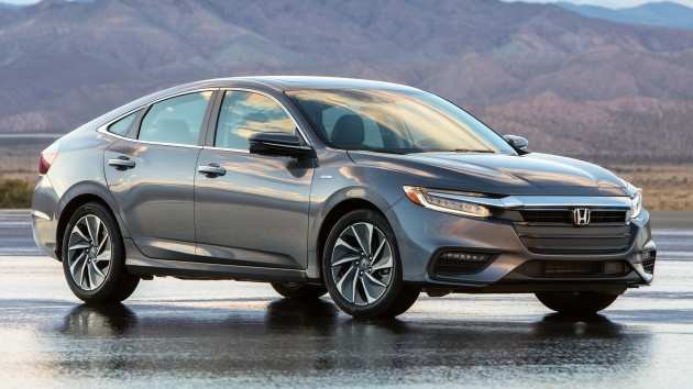 20 The 2019 Honda Civic Hybrid Exterior for 2019 Honda Civic Hybrid