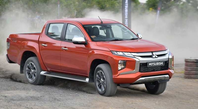 21 All New 2020 Mitsubishi Triton Specs Redesign by 2020 Mitsubishi Triton Specs