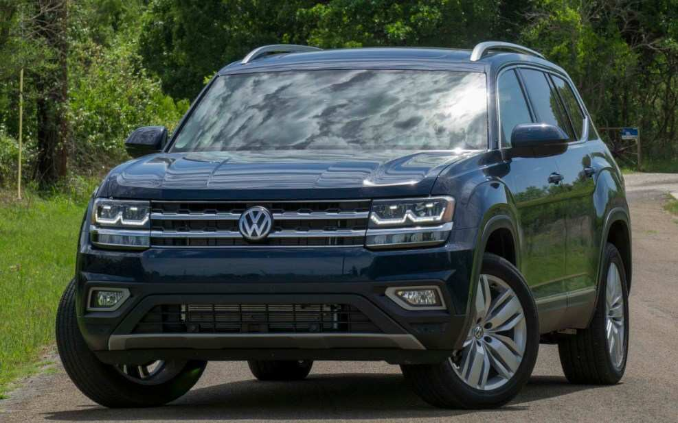 21 All New Volkswagen Atlas 2020 Price Release with Volkswagen Atlas 2020 Price