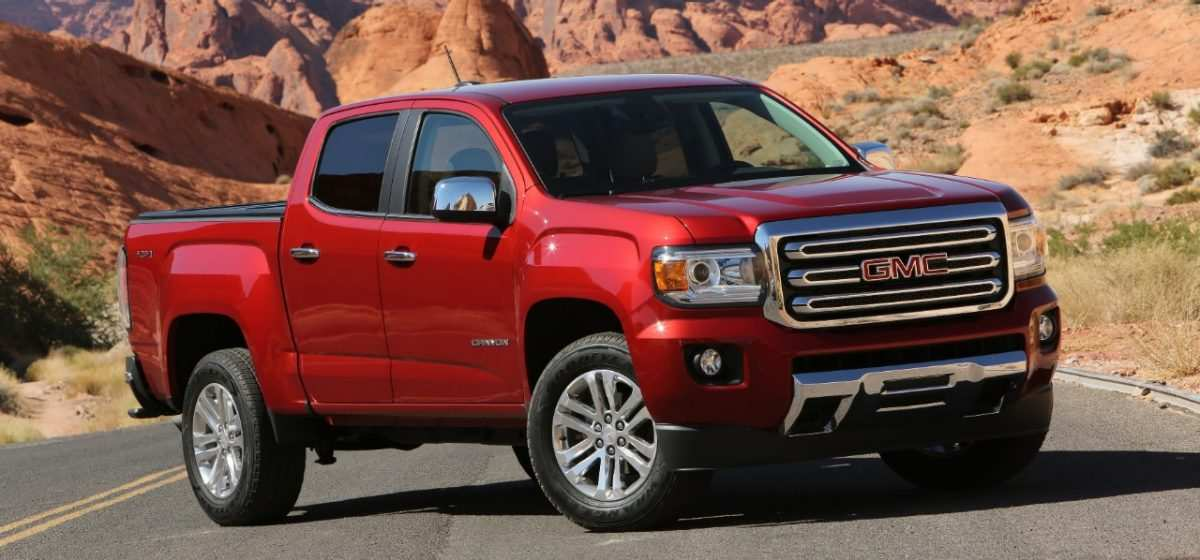 21 Best Review 2019 Gmc Canyon Denali First Drive by 2019 Gmc Canyon Denali