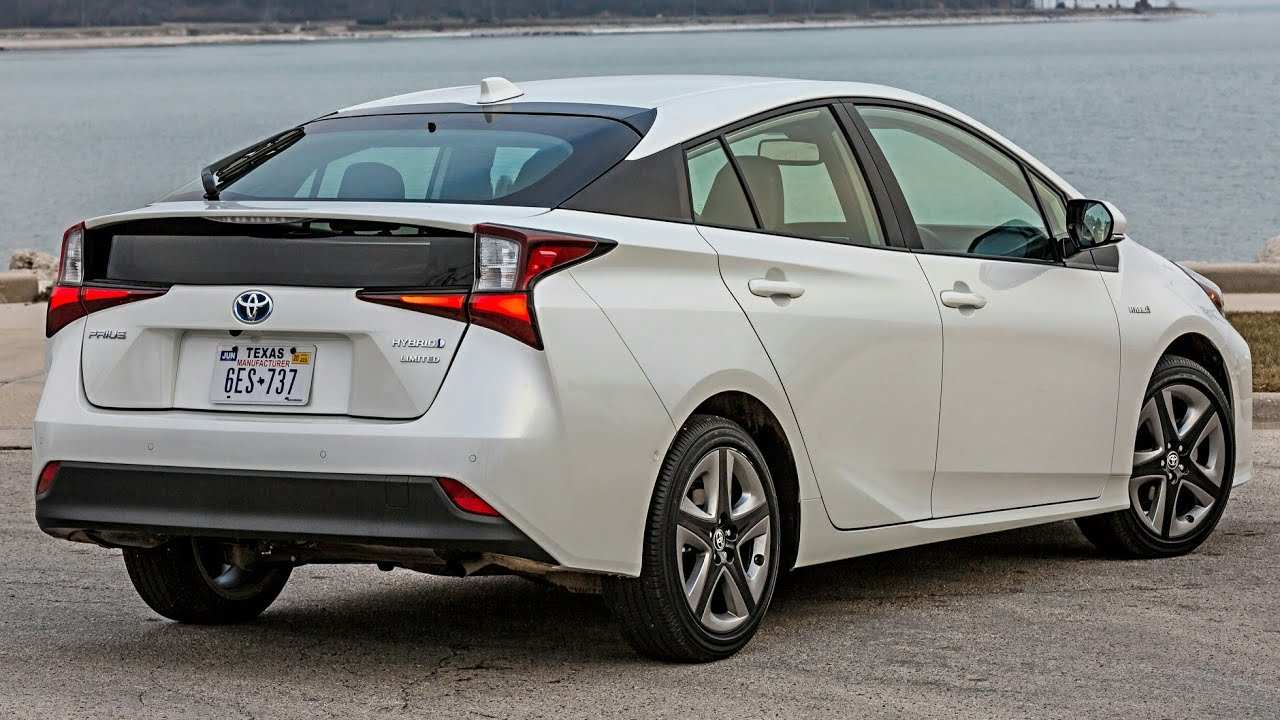 21 Best Review 2019 Toyota Prius Wallpaper with 2019 Toyota Prius