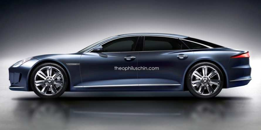 21 Best Review 2020 Jaguar Xj Redesign Release by 2020 Jaguar Xj Redesign