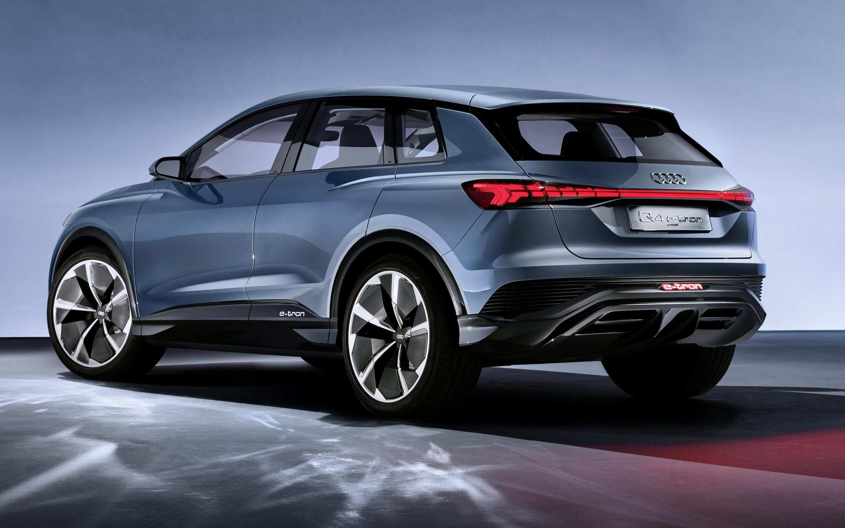 21 Best Review Audi Electric Suv 2020 Concept with Audi Electric Suv 2020