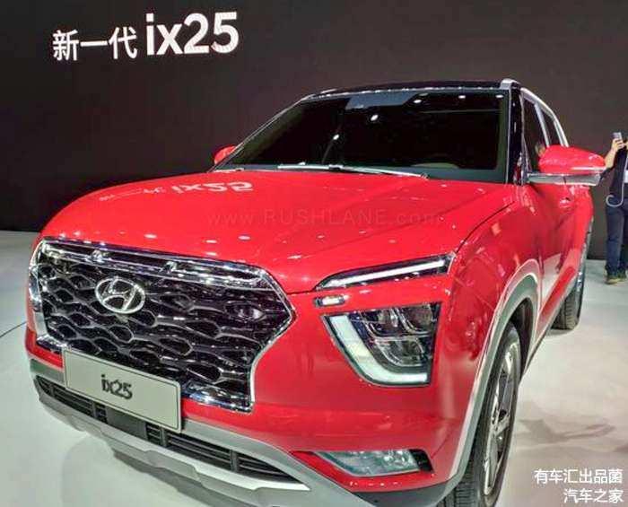 21 Concept of Hyundai Ix25 2020 Performance and New Engine by Hyundai Ix25 2020