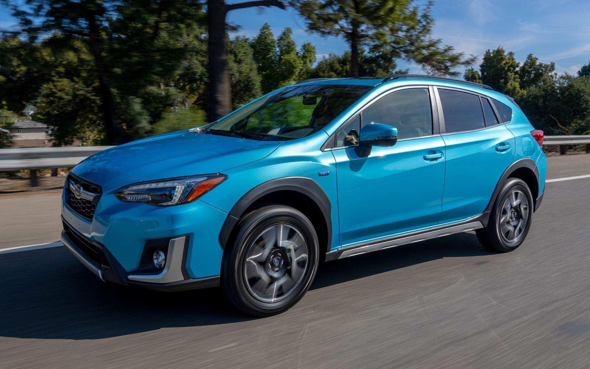 21 Concept of Subaru Phev 2020 Exterior with Subaru Phev 2020