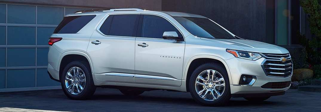 21 Great 2019 Chevrolet Traverses Interior by 2019 Chevrolet Traverses