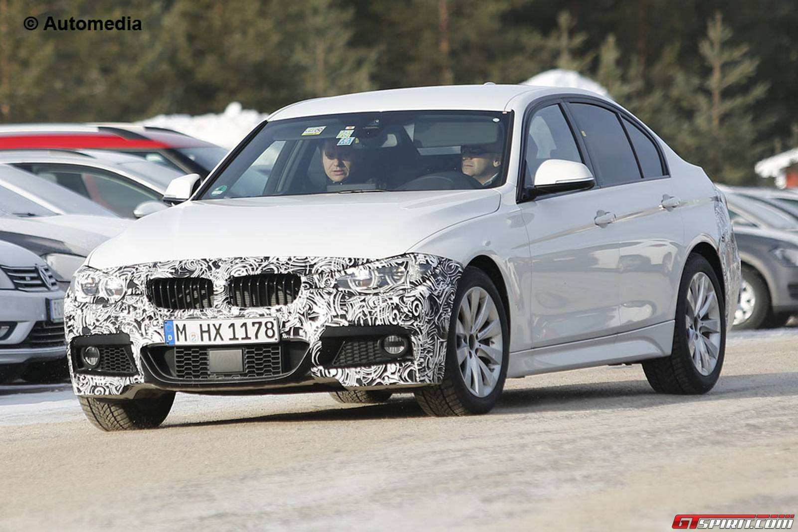 21 Great Spy Shots Bmw 3 Series History for Spy Shots Bmw 3 Series