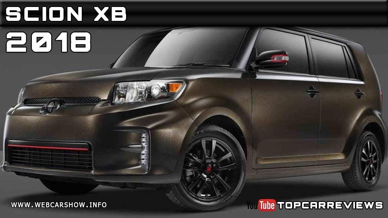 21 New 2019 Scion Xb Model for 2019 Scion Xb