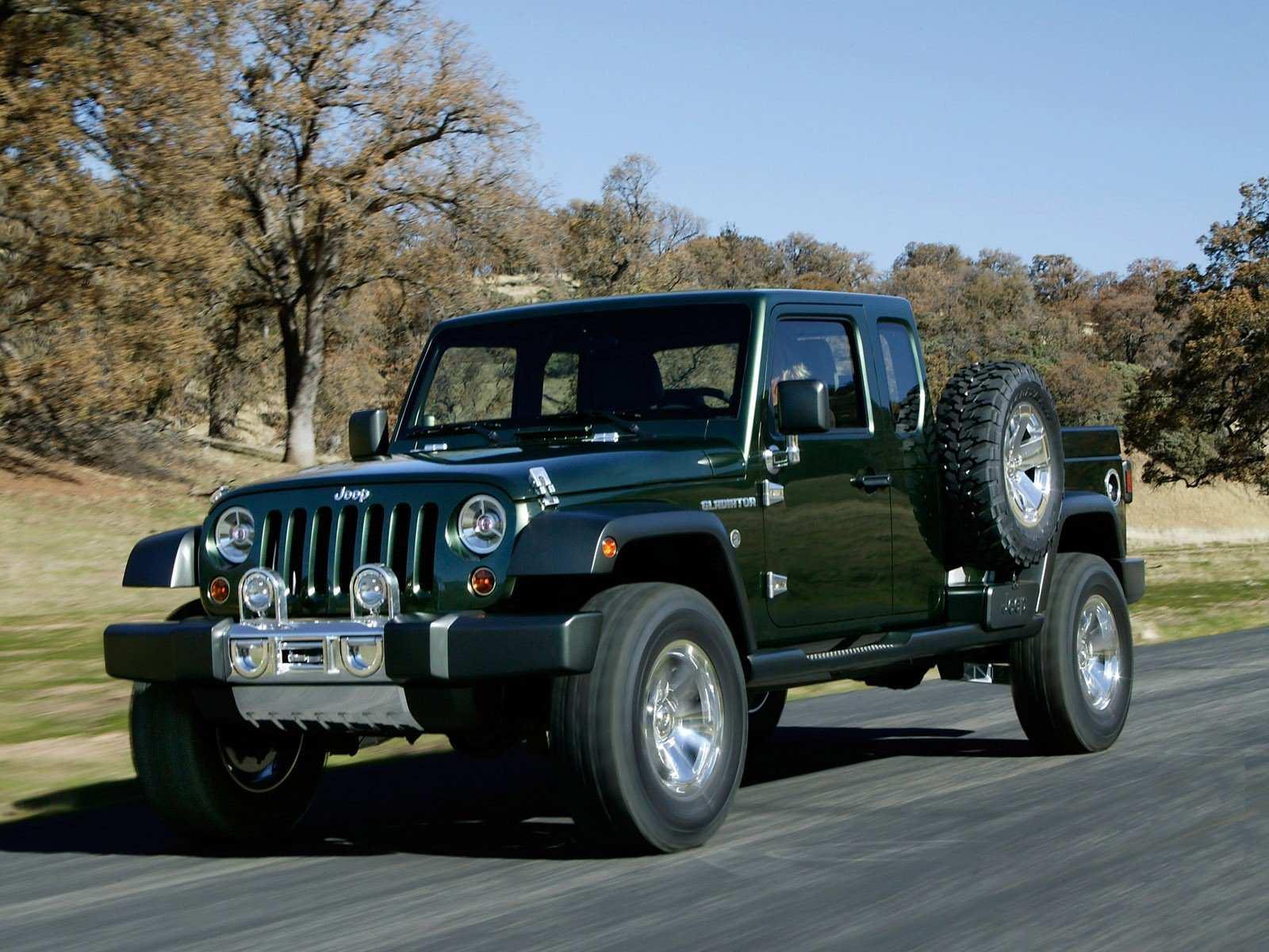 21 New 2020 Jeep Gladiator 2 Door History for 2020 Jeep Gladiator 2 Door