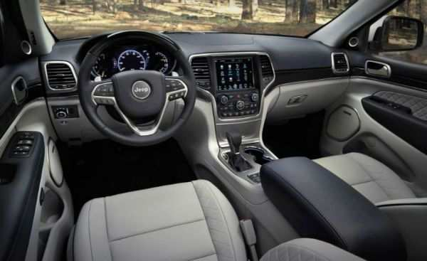 21 New 2020 Jeep Grand Cherokee Interior Configurations by 2020 Jeep Grand Cherokee Interior
