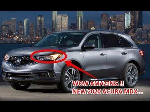 21 New Acura Mdx 2020 Interior Pricing with Acura Mdx 2020 Interior