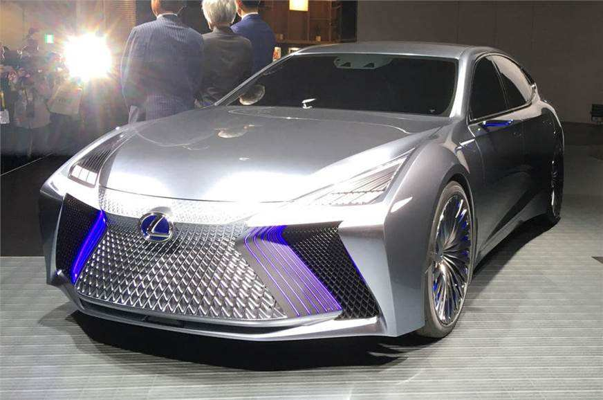 21 New Lexus Concept 2020 Ratings with Lexus Concept 2020