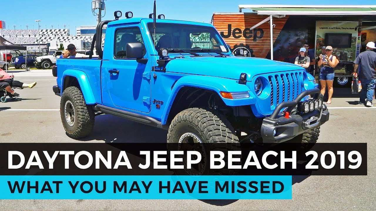21 The Jeep Beach Daytona 2020 Model with Jeep Beach Daytona 2020