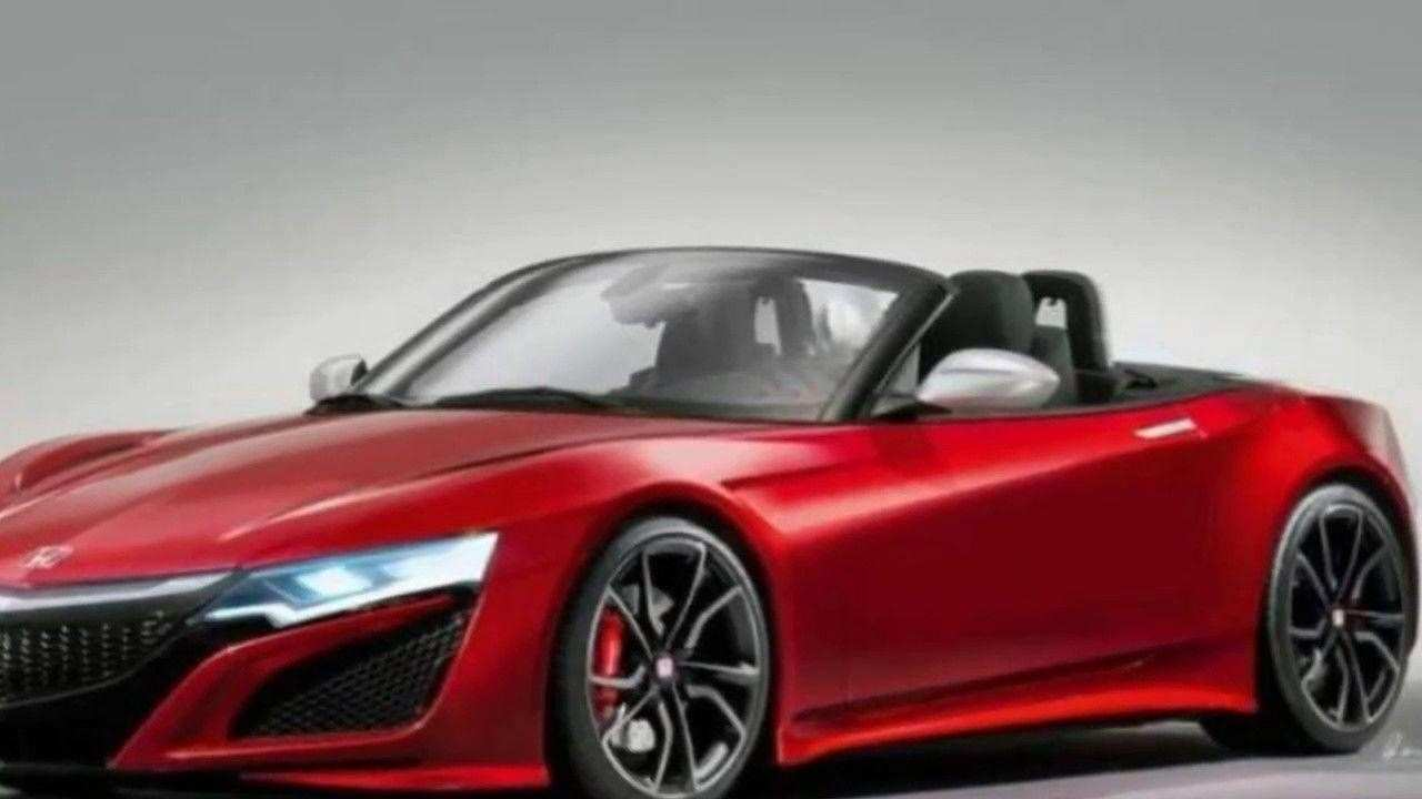 22 Best Review 2019 Honda S2000And New Concept for 2019 Honda S2000And