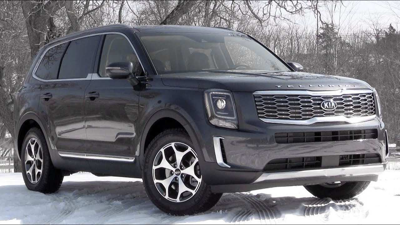 22 Best Review 2020 Kia Telluride Youtube Concept for 2020 Kia Telluride Youtube