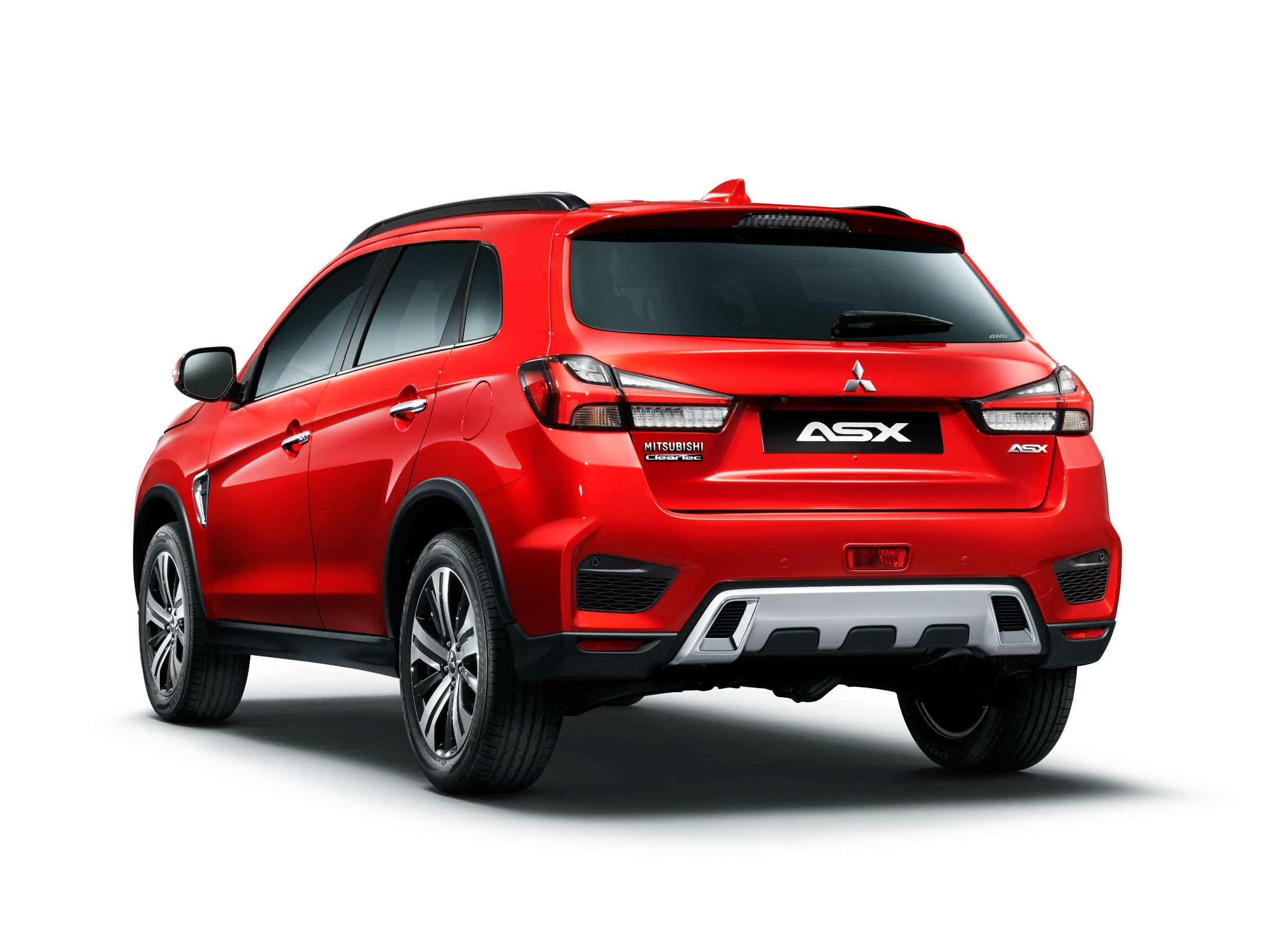 22 Best Review Mitsubishi Asx 2020 Dane Techniczne Configurations for Mitsubishi Asx 2020 Dane Techniczne