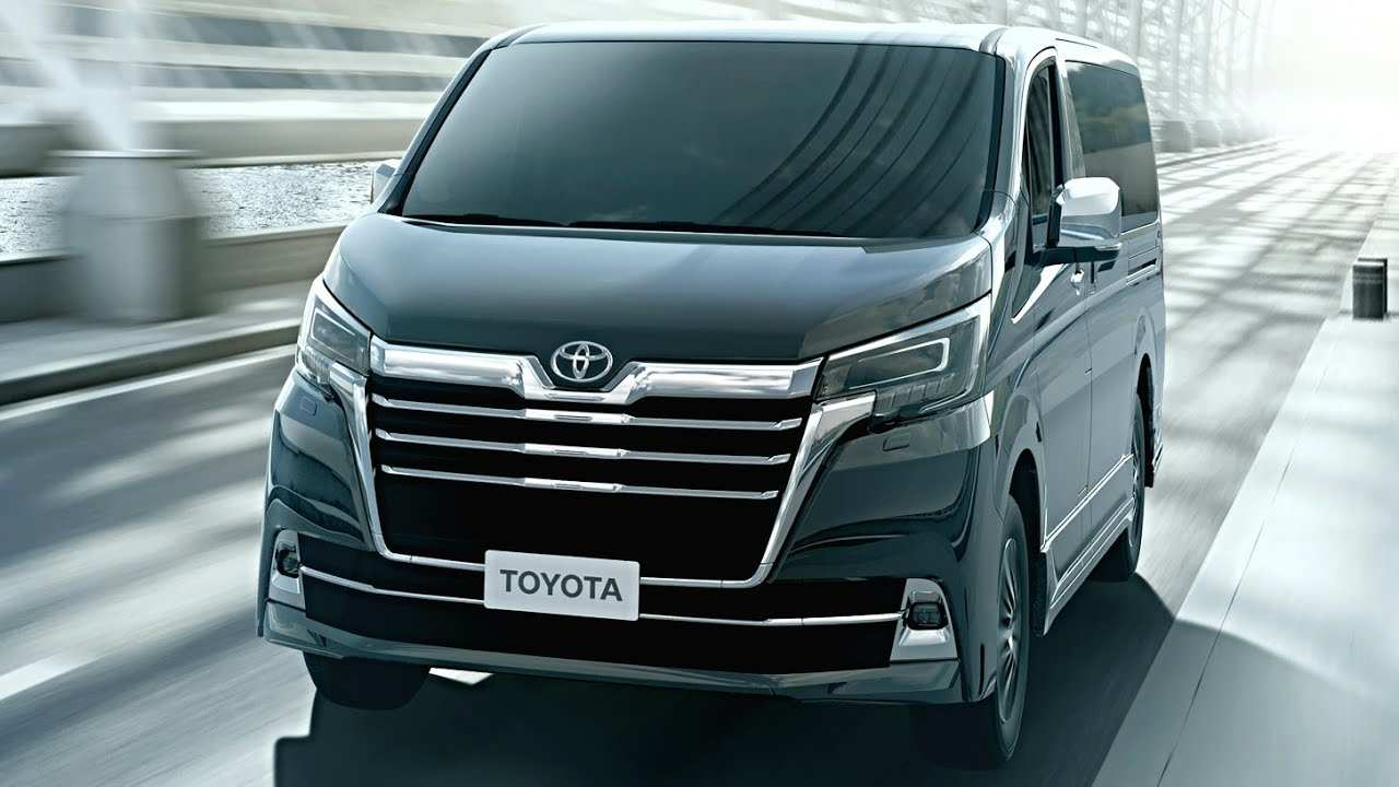 22 Best Review Toyota Van 2020 New Concept by Toyota Van 2020