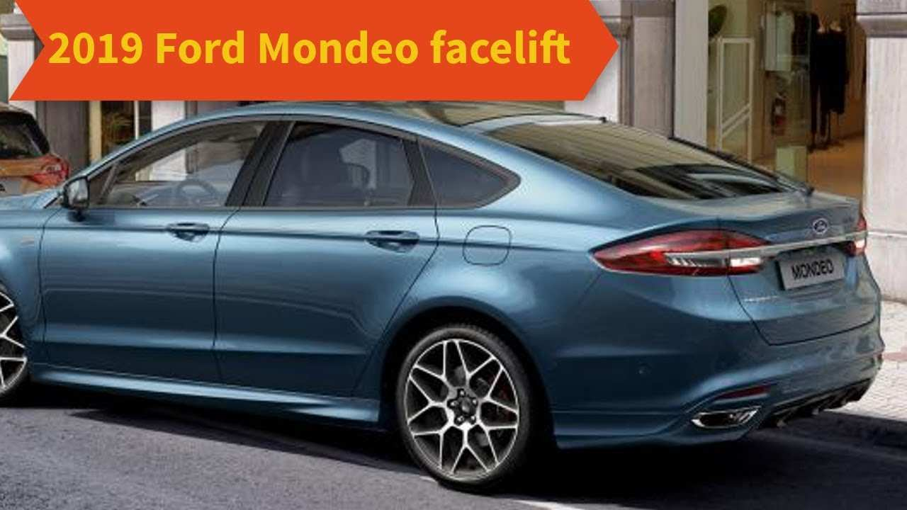 22 Concept of 2019 Ford Mondeo Engine by 2019 Ford Mondeo