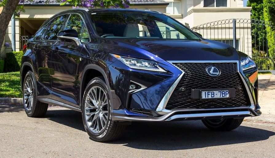 22 Gallery of 2020 Lexus Rx 350 Release Date Research New with 2020 Lexus Rx 350 Release Date
