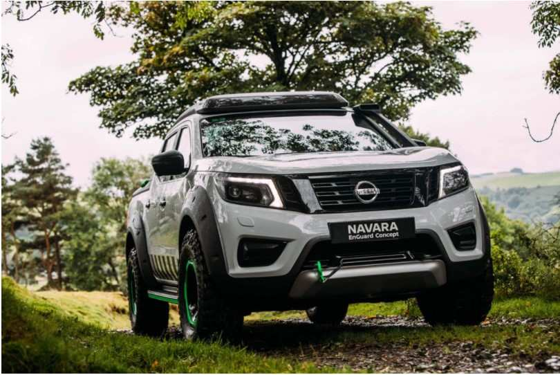 22 Gallery of 2020 Nissan Navara Uk Concept by 2020 Nissan Navara Uk