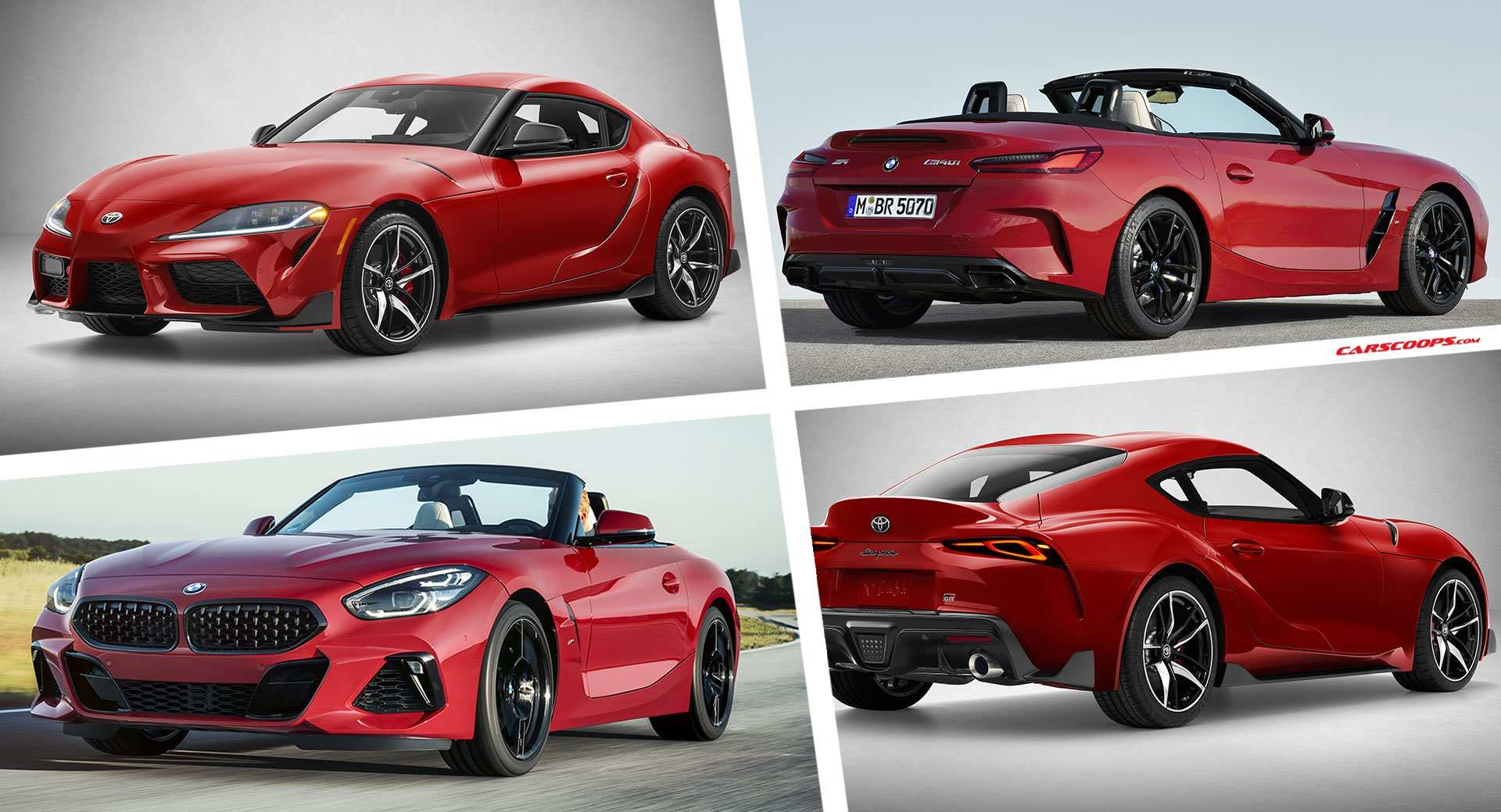 22 Gallery of 2020 Toyota Supra Vs Bmw Z4 Ratings for 2020 Toyota Supra Vs Bmw Z4