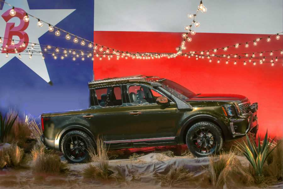 22 Great Kia Pickup 2020 Model for Kia Pickup 2020