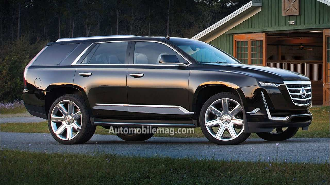 22 New 2020 Cadillac Escalade Unveiling Release Date with 2020 Cadillac Escalade Unveiling