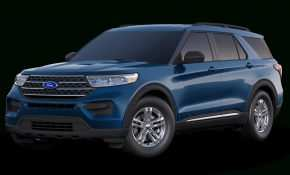 22 New 2020 Ford Explorer Job 1 Specs with 2020 Ford Explorer Job 1