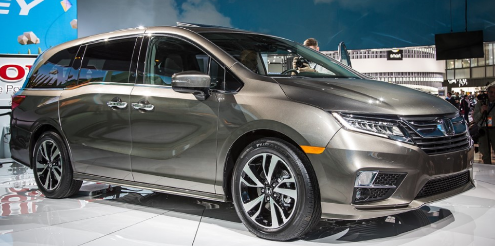 22 New 2020 Honda Odyssey Release Date Speed Test with 2020 Honda Odyssey Release Date