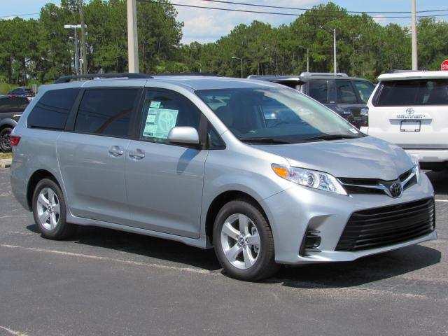 22 New Toyota Van 2020 Release Date with Toyota Van 2020