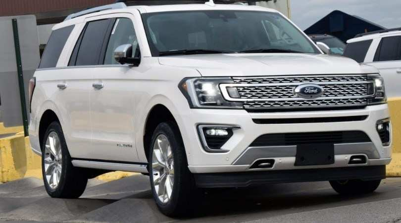 22 The 2020 Ford Expedition Xlt Concept with 2020 Ford Expedition Xlt